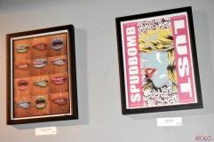 Lusty Lips & Lust Prints