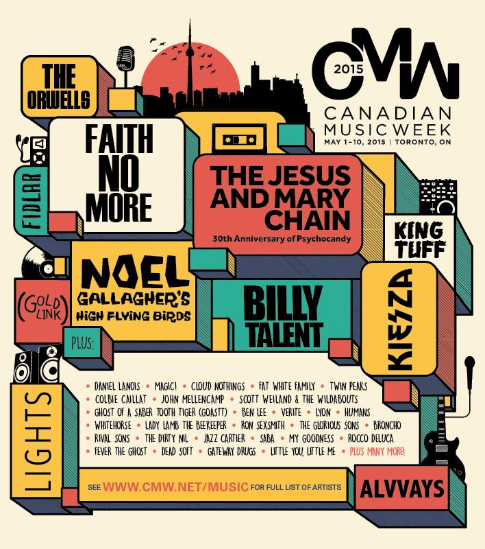 CMW Line up